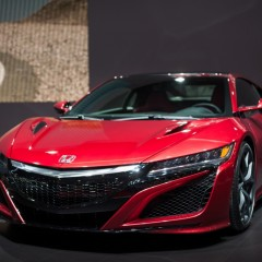 Honda NSX : Ouverture des commandes pour la France