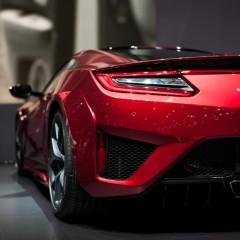 Salon de Genève 2015 : Honda en tenue de sport