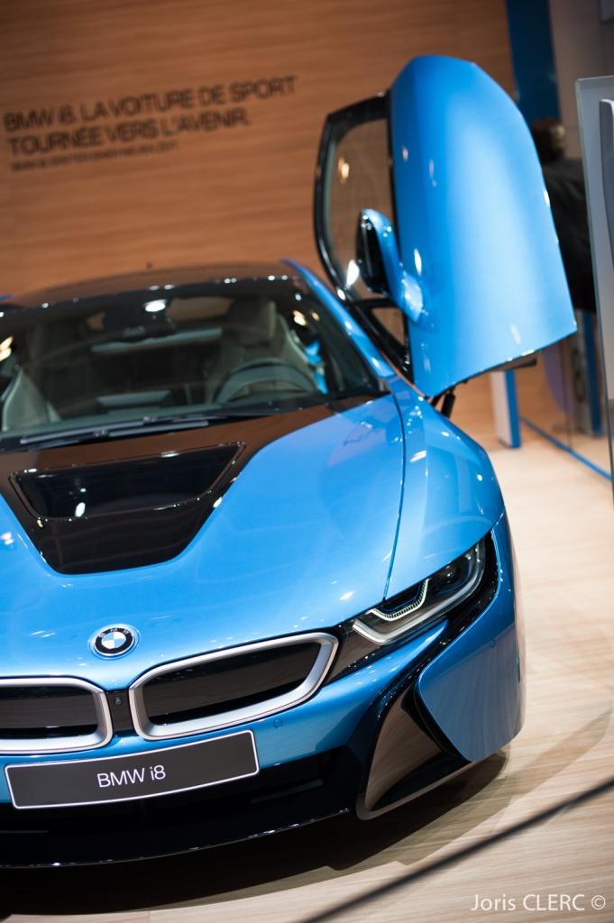 Salon de Genève 2015 - BMW i8