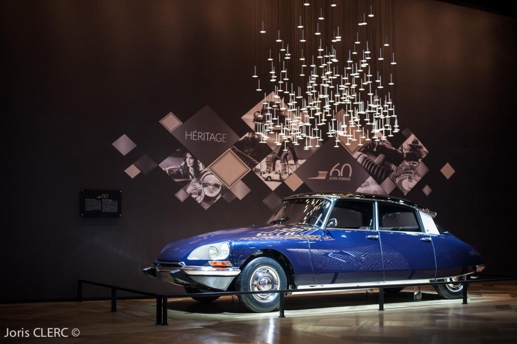 Salon de Genève 2015 - Citroën DS