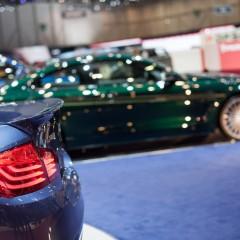Salon de Genève 2015 : Alpina, 50 ans de BMW endiablée