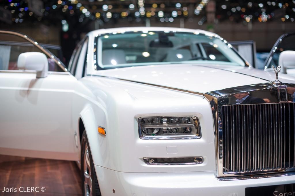 Salon de Genève 2015 - Rolls Royce Serenity