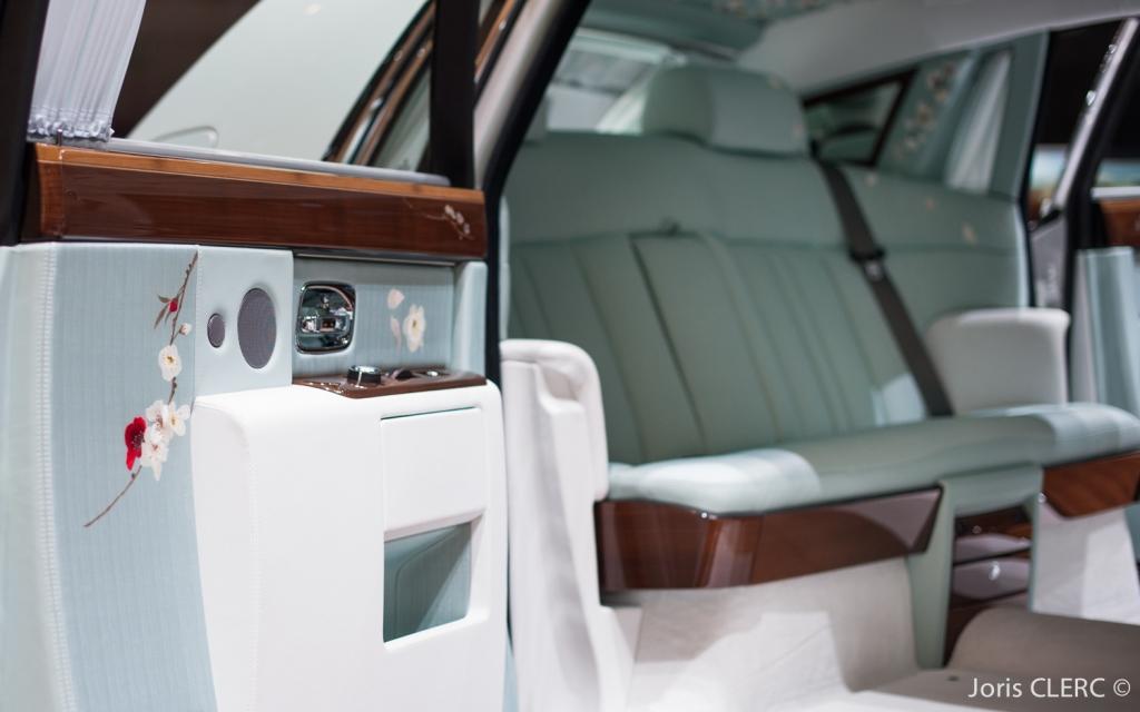 Salon de Genève 2015 - Rolls Royce Phantom Serenity