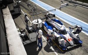 Prologue FIA WEC 2015 - Toyota TS040 LMP1