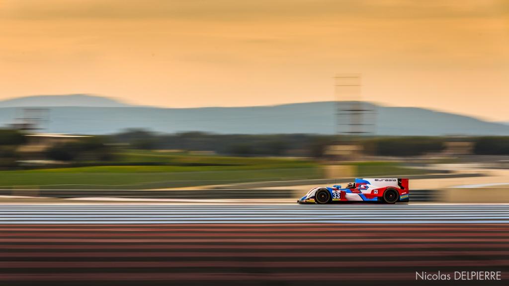 ELMS 2015 - Prologue au Castellet