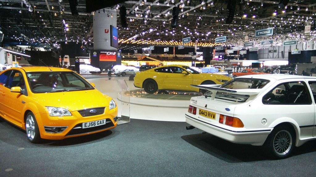 Salon de Genève 2015 - Ford