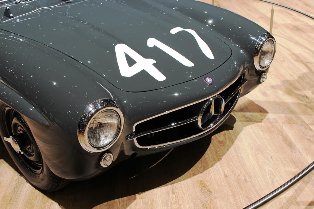 Salon de Genève 2015 : Mercedes 300 SL MM