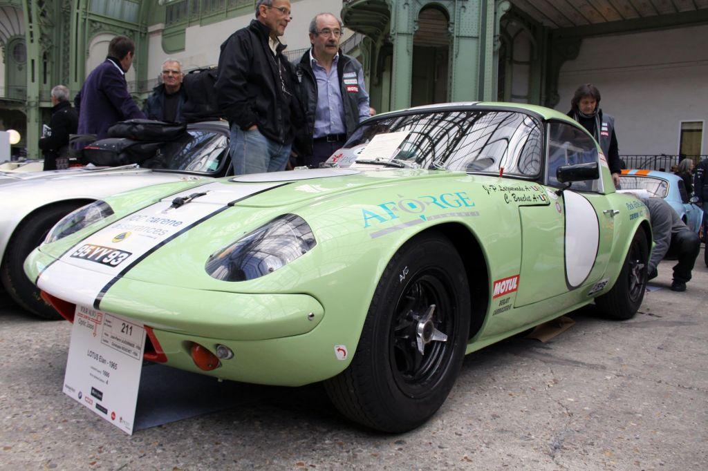 Lotus Elan 26R 1964 - Jean-Pierre Lajournade