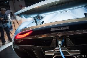 Koenigsegg Regera Hybride