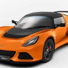 Lotus Exige S Club Racer : Légèrement plus légère et réactive