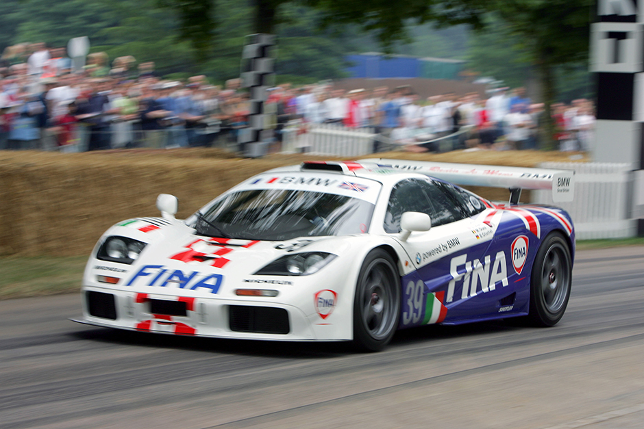 Goodwood 73ème Members Meeting - McLaren F1 GTR
