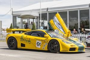 Goodwood 73ème Members Meeting - McLaren F1 GTR