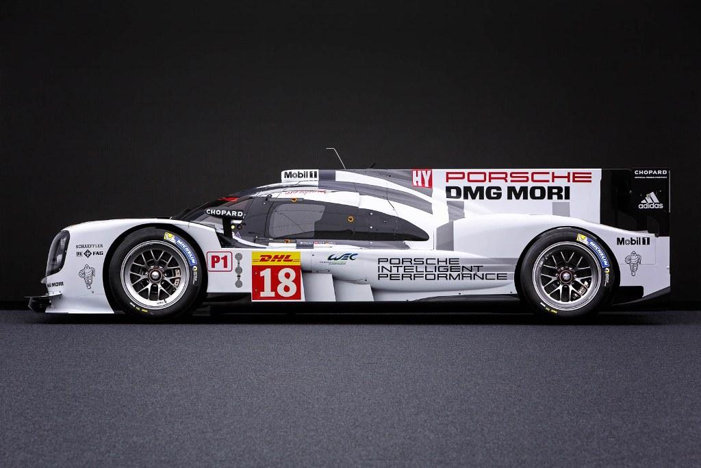 Porsche 919 Hybrid 2015