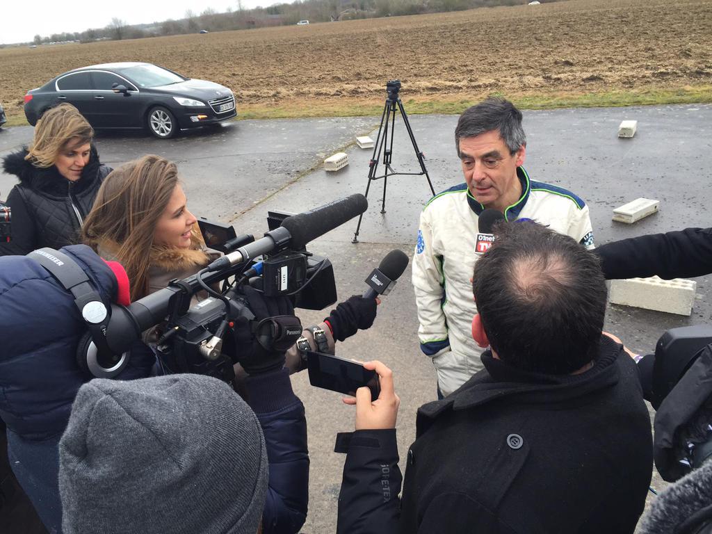 Top Gear France - François Fillon