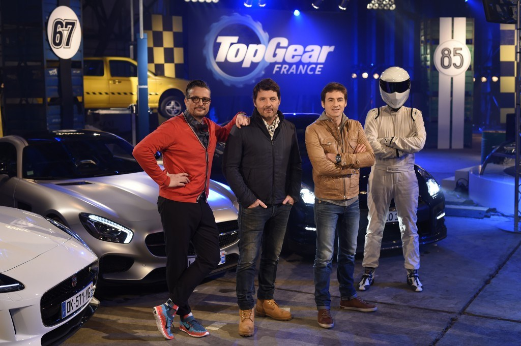 top gear france lancement ce soir sur rmc d couverte. Black Bedroom Furniture Sets. Home Design Ideas