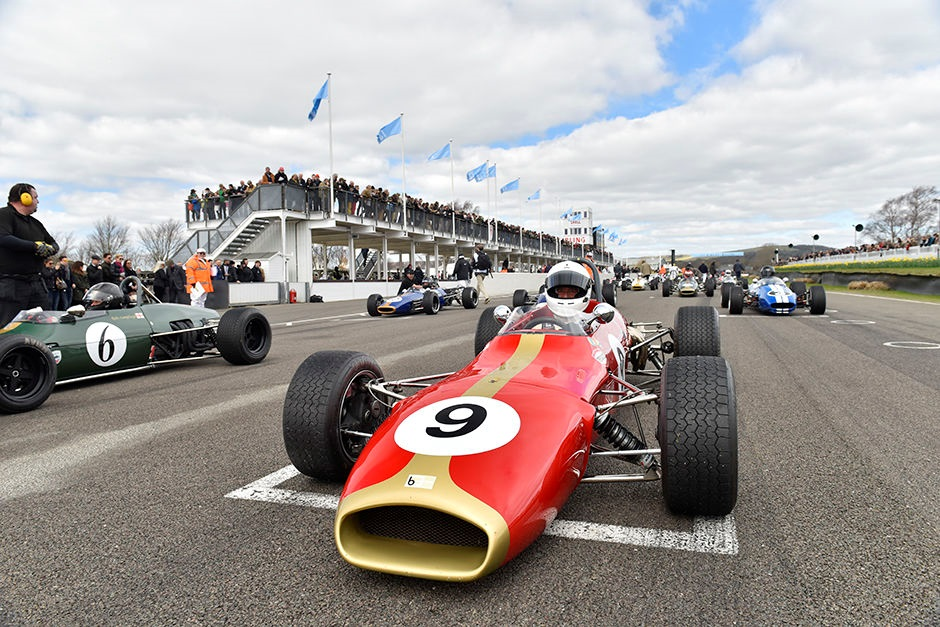 Goodwood 73 MM 2015 : Les courses de monoplaces