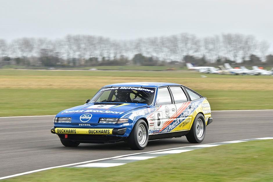 Goodwood 73 MM : Les courses de voitures de tourisme