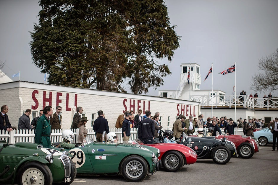 Goodwood 73ème Members Meeting 2015