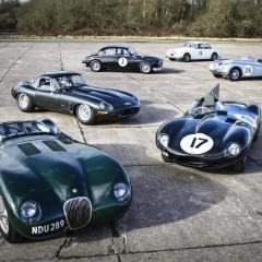 Jaguar Heritage Challenge : Des courses en Jag' anciennes !