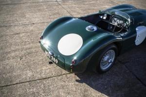 Jaguar Heritage Challenge