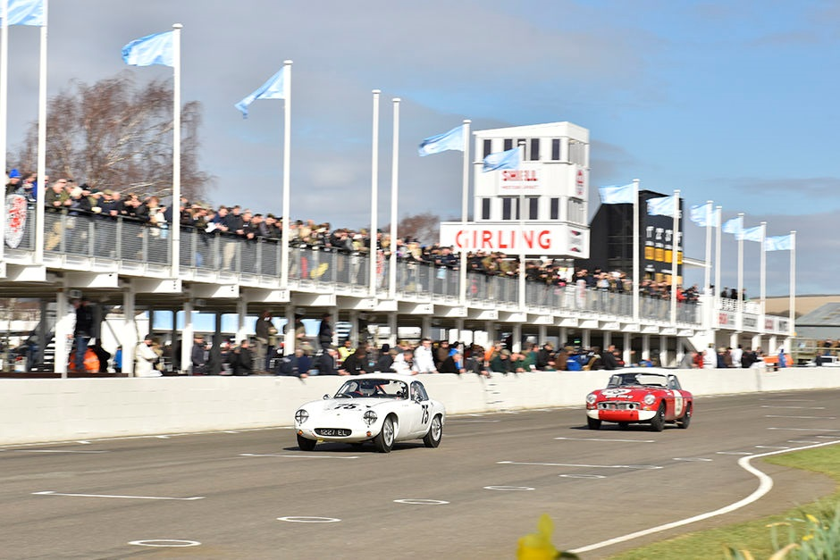 Goodwood 73 MM : Leston Cup