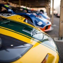 Goodwood 73 MM : Les 20 ans de la victoire au Mans d'une McLaren F1 GTR