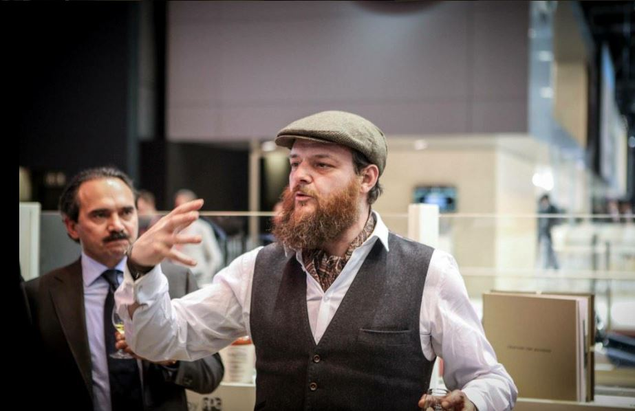 Salon de Genève 2015 - Morgan