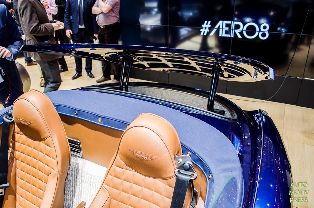 Salon de Genève 2015 - Morgan Aero 8