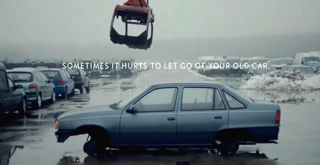 Opel réincarnation