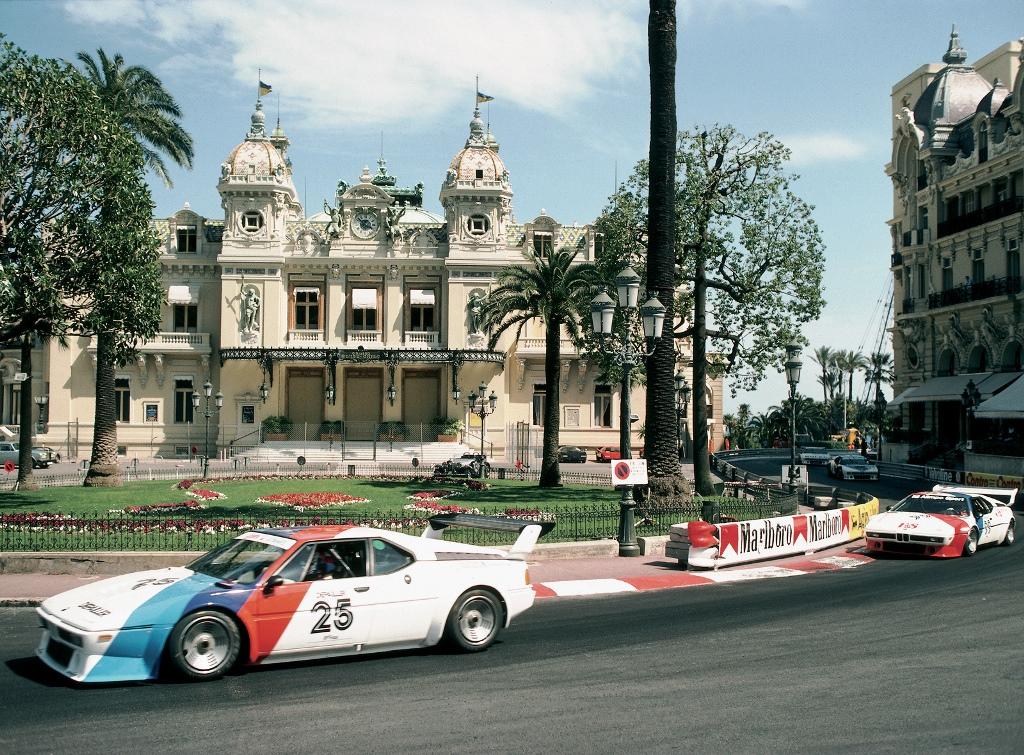 Championnat Procar BMW M1