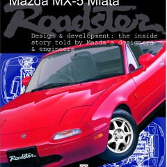 Mazda MX-5 Miata Roadster – Design & Development en E-Book