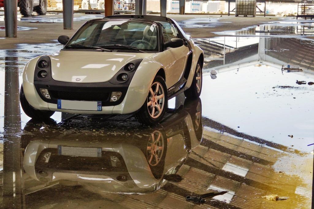 001Smart Roadster Affection 2004