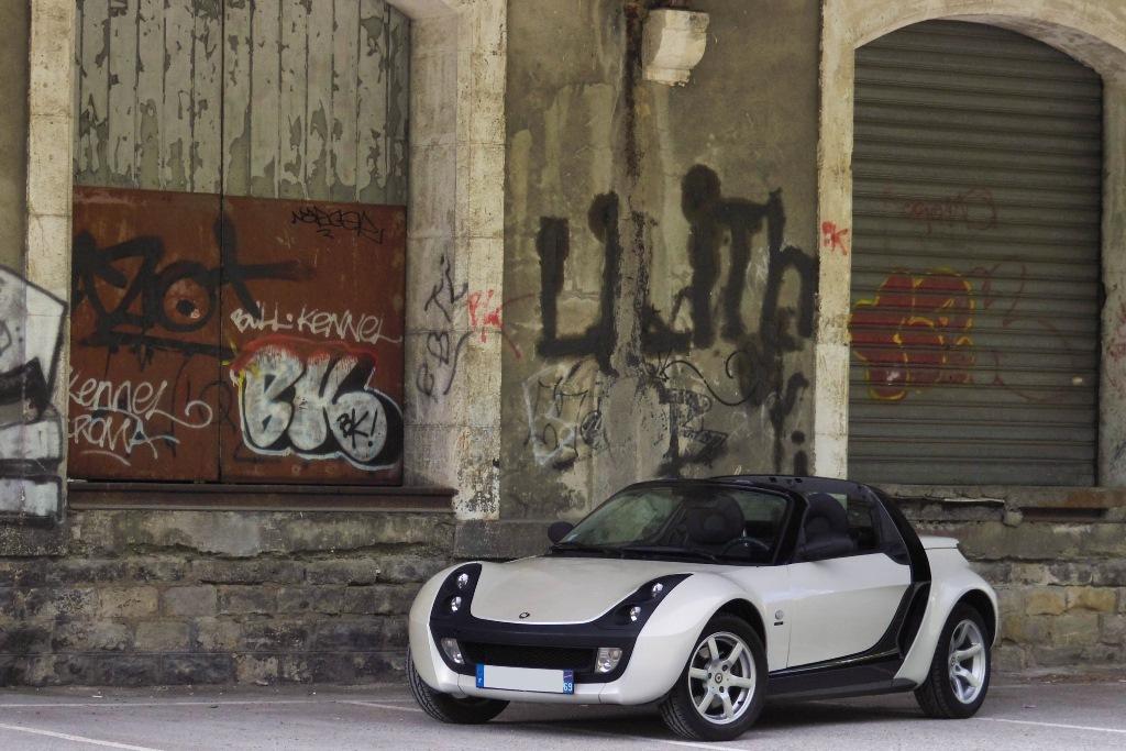 004Smart Roadster Affection 2004