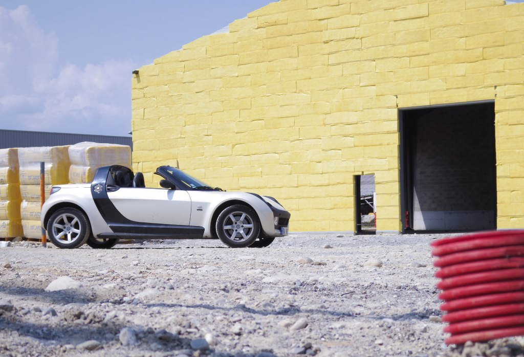 012Smart Roadster Affection 2004