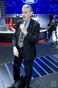 Gordon Murray - Salon de Genève 2015