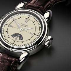 Morgan Aero 8 : Après l'automobile, la montre !