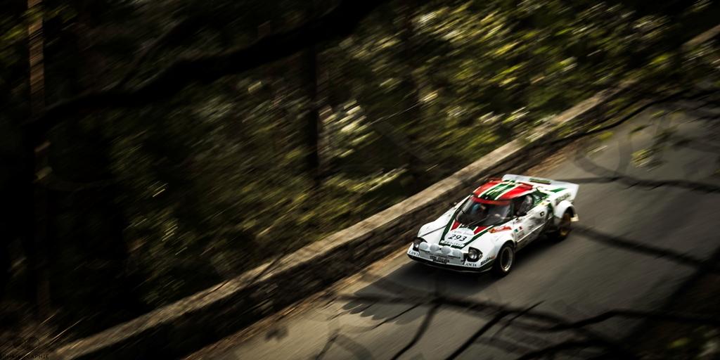 Tour Auto 2015 - Etape 2 Vichy - Clermont-Ferrand