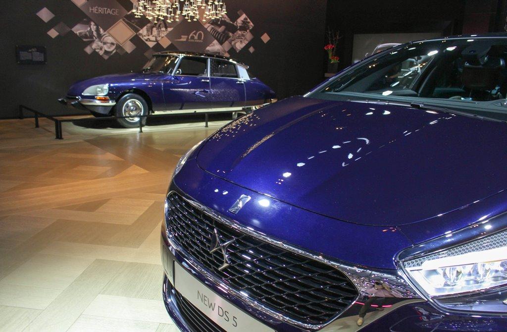 Salon de Genève 2015 - Citroën DS & DS5