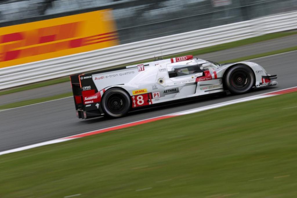 FIA WEC 6H de Silverstone - Audi R18 e-tron quattro