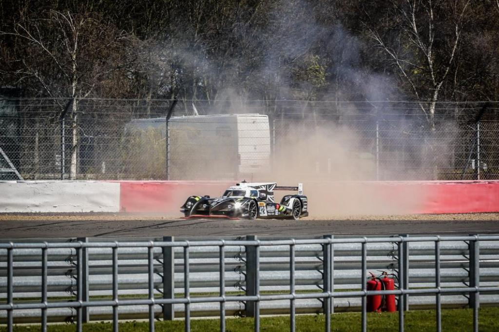 FIA WEC 6H de Silverstone - Dome S103 Strakka Racing