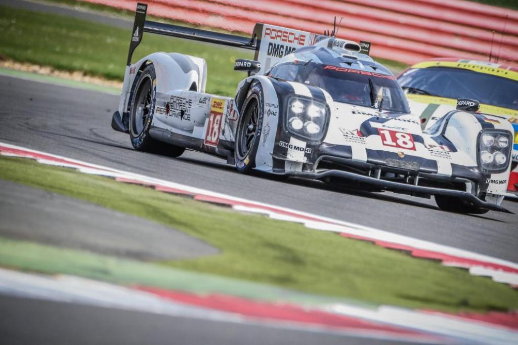 FIA WEC 6H de Silverstone - Porsche 919 Hybrid