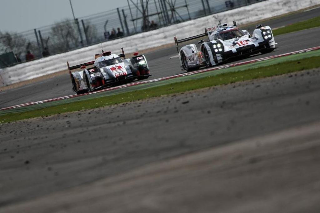 FIA WEC 6H de Silverstone - Audi R18 e-tron quattro & Porsche 919 Hybrid