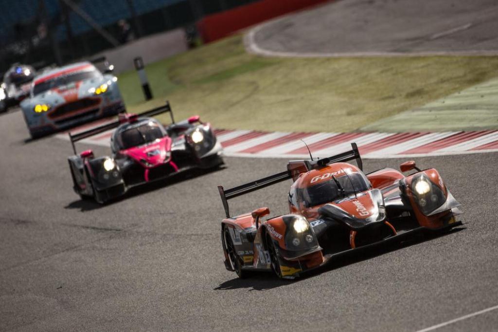 FIA WEC 6H de Silverstone - Ligier JS P2 G-Drive Racing