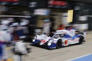 FIA WEC 6H de Silverstone - Toyota TS040 Hybrid