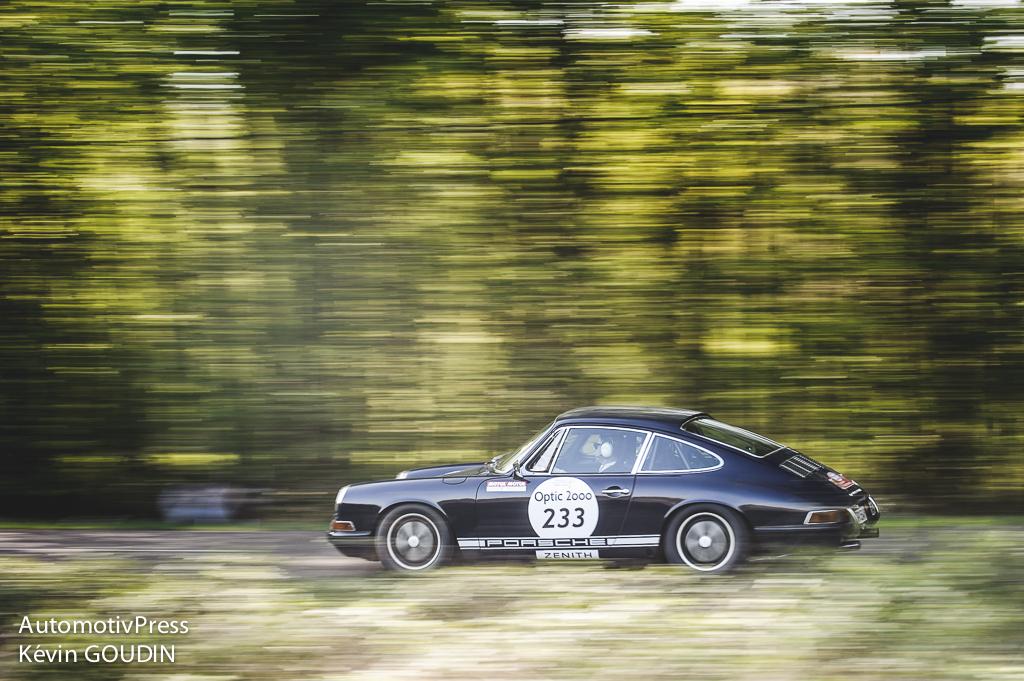 Tour Auto 2015 - Etape 1 Paris Vichy
