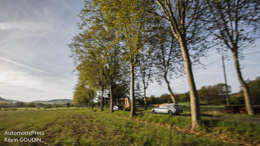 Tour Auto 2015 - Etape 4  Toulouse - Pau