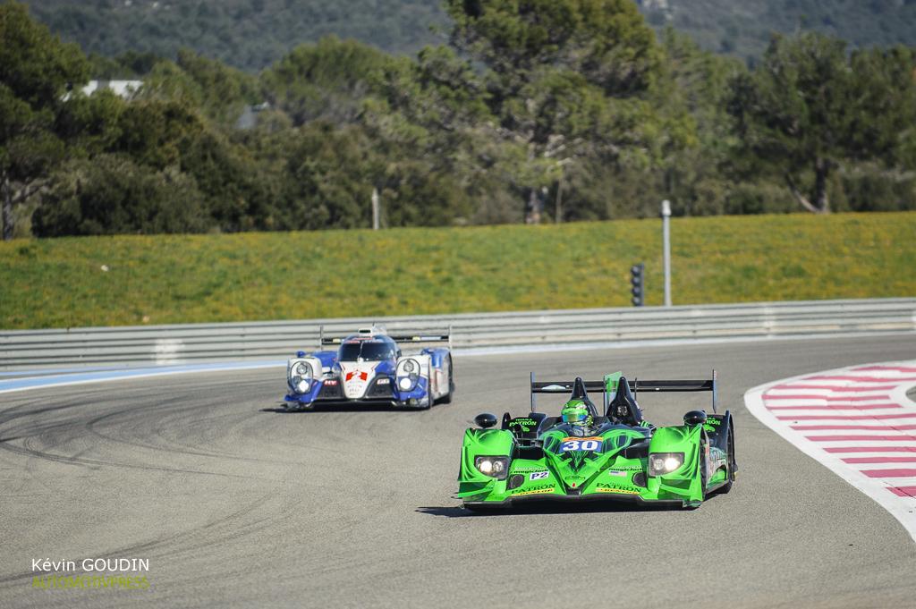 Prologue FIA WEC 2015 - LMP2