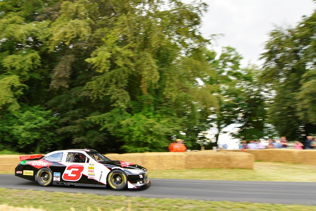 Goodwood Festival of Speed - Nascar