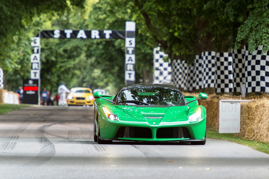 Goodwood Festival of Speed - LaFerrari