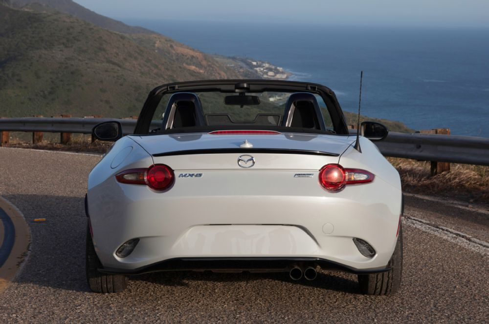 Mazda MX-5 ND Club Edition